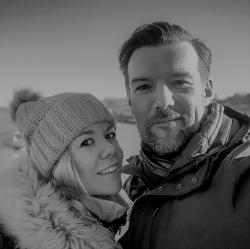 Sarah en Maarten