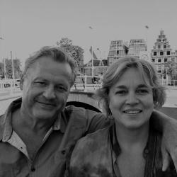Nathalie van Koot en David Scherpenhuizen